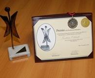 Fundación Odebrecht recibió Estatuilla NÔUS