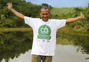 Reforestación en Bajo Sur de Bahía