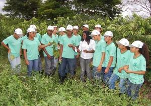 Instituição de ensino concentra esforços na formação de jovens da zona rural