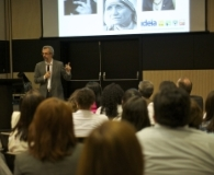Palestra de Ricardo Voltolini provoca reflexões sobre lideranças sustentáveis