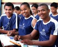 Educação profissional para jovens