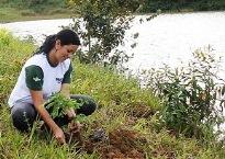Compromisso - Agricultores contribuem para conservação de recursos naturais