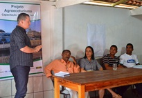 Qualificação - Petrobras contribui com iniciativa do Instituto de Desenvolvimento Sustentável do Baixo Sul da Bahia