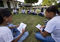 Educação - Projeto Círculos de Leitura forma novos protagonistas