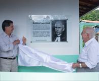 Biblioteca é inaugurada no Colégio Casa Jovem