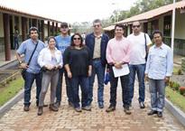 Visitas -  Instituições nacionais e internacionais conhecem ações sustentáveis no Baixo Sul
