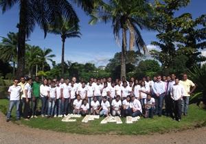 ONU interage com instituições no Baixo Sul da Bahia