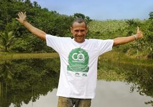 Odebrecht Óleo e Gás neutraliza emissões de carbono na Área de Proteção Ambiental do Pratigi