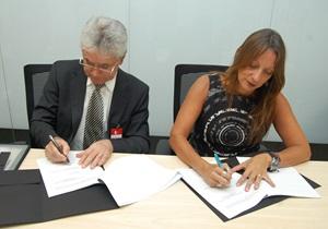 BID/Fumin e Organização de Conservação da Terra firmam parceria
