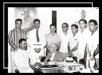 1965 - Uma das fundações empresariais mais antigas do Brasil