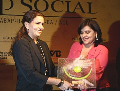12/2005 - Prêmio Top Social