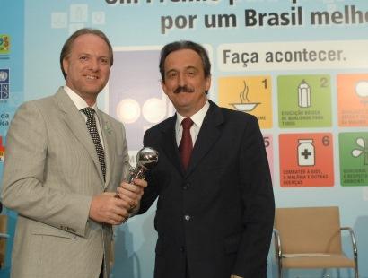 10/2008 - 2º Prêmio ODM