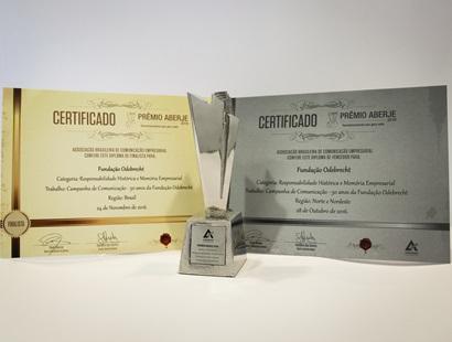 11/2016 - 42º Prêmio Aberje Norte e Nordeste