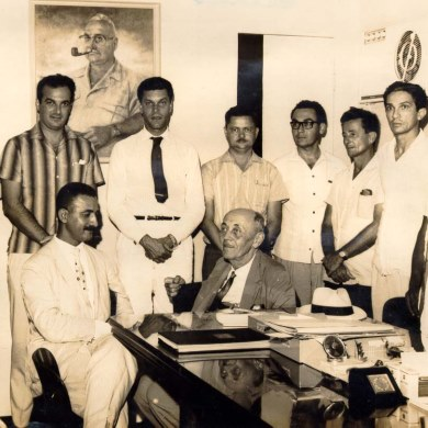 1965 - Creation of Odebrecht Foundation