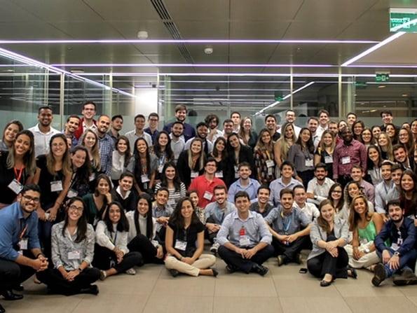 Fundação marca presença em Encontro com Jovens Odebrecht