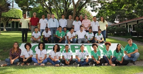 Board members of Odebrecht Foundation and of Odebrecht S.A. visit the Southern Bahia Lowlands