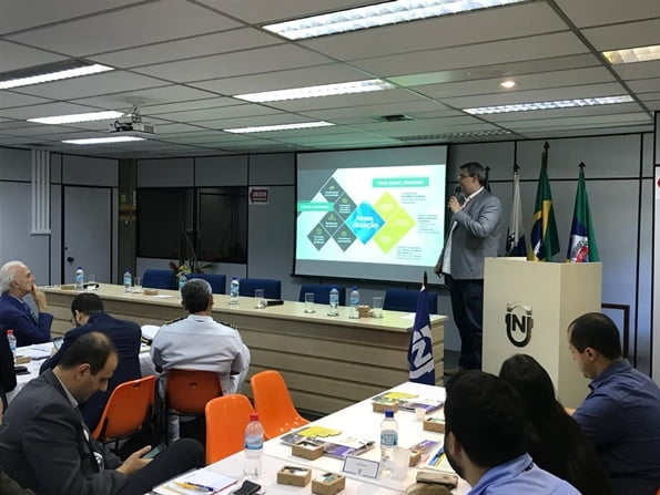 Odebrecht Foundation participates in 2nd Marine Technological Complex Workshop