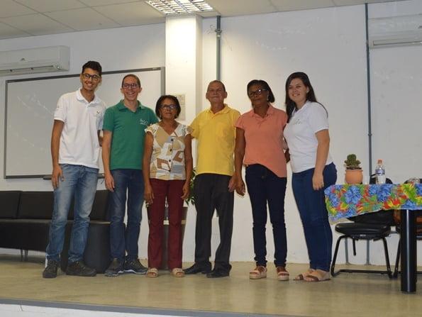 Beneficiários da OCT ministram aula em universidade baiana