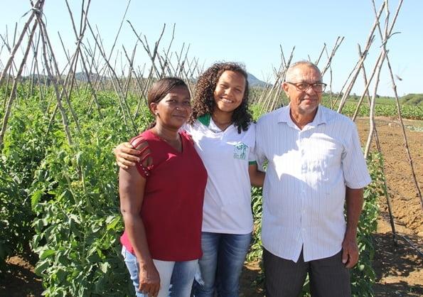 CFR-PTN inicia diversificação de cultivos com jovens agricultores