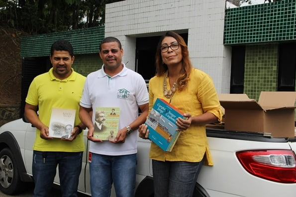 Odebrecht Foundation donates books to Families Houses