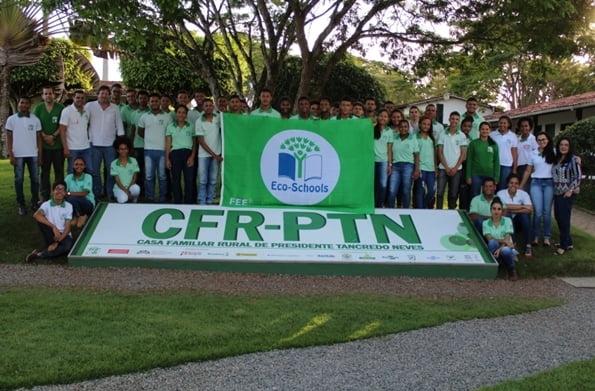 Casas Familiares recebem bandeira verde do Eco-Escolas