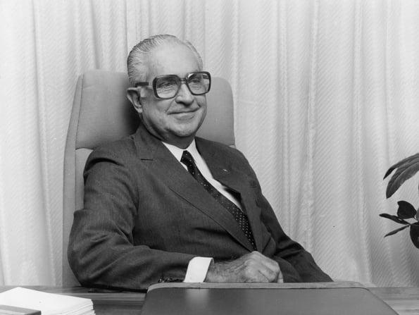 Site especial marca início das homenagens ao centenário de Norberto Odebrecht