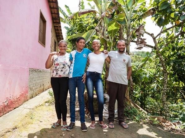 Casas Familiares de Igrapiúna e de Presidente Tancredo Neves comemoram aniversário