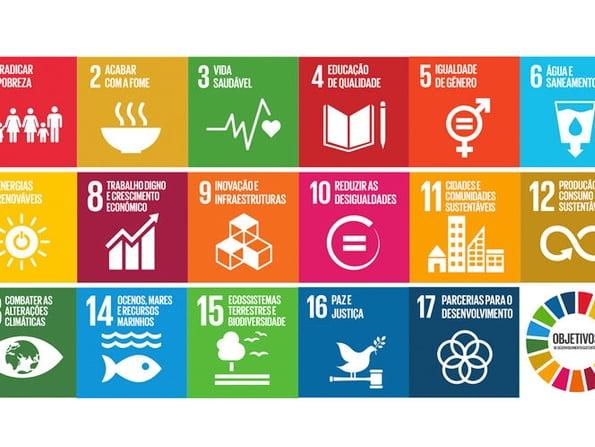Integrantes da Fundação Odebrecht participam de curso sobre os ODS