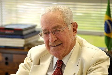 Grupo Odebrecht divulga caderno especial em homenagem  ao centenário de Norberto Odebrecht