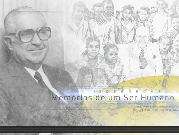 Memórias de Norberto Odebrecht