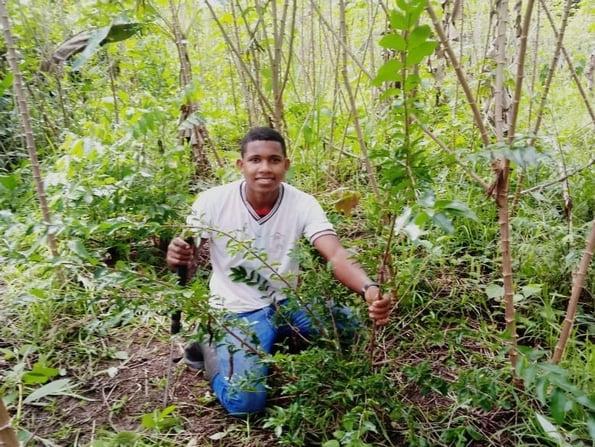 Conheça a história de Aleson Silva