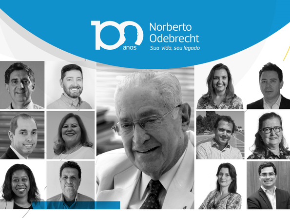 Novonor Group members share their memories of Norberto Odebrecht