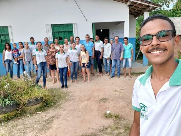 Casa Familiar Rural baiana es seleccionada por Criança Esperança