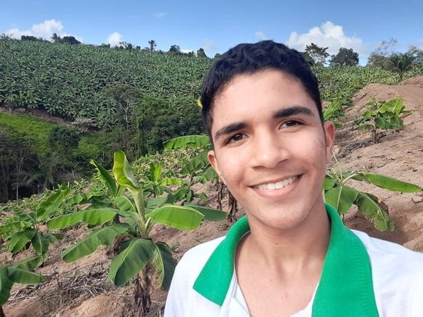 Saiba mais sobre Bruno Andrade, aluno da CFR-PTN