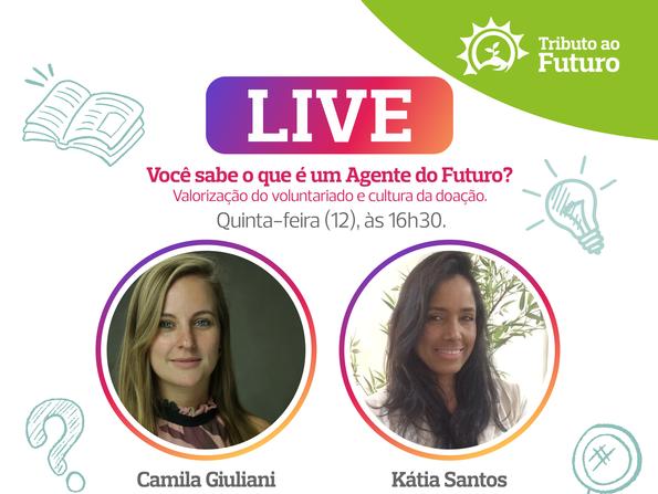Live: você sabe o que é um Agente do Futuro?