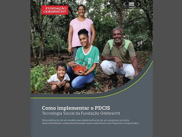 """Conheça a publicação """"Como implementar o PDCIS"""""""