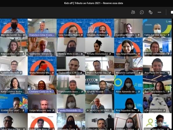 Negócios do Grupo Novonor participam de kick-off do Tributo ao Futuro