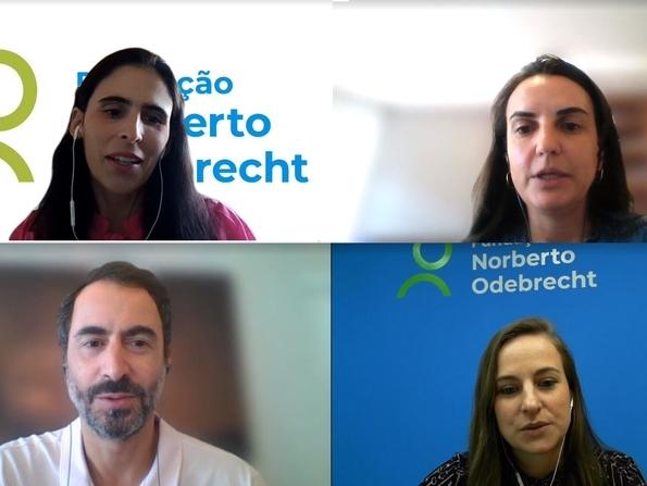 Diálogos de Impacto reuniu histórias de voluntariado, acolhimento e doação