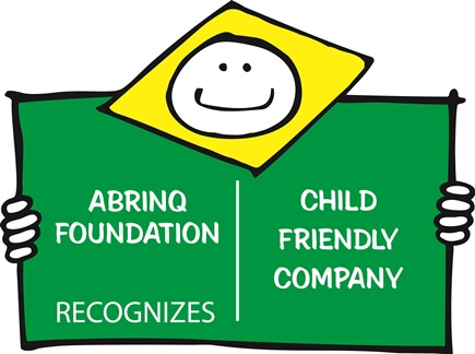 Coopatan is recognized as a Child Friendly Company