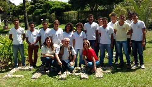 Alunos da Cfaf conquistam bolsa de pesquisa da UFRB