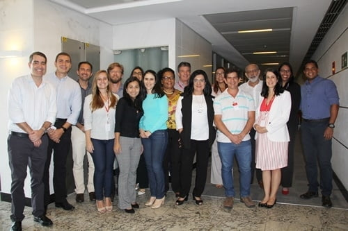 Odebrecht Foundation holds Training Cycle