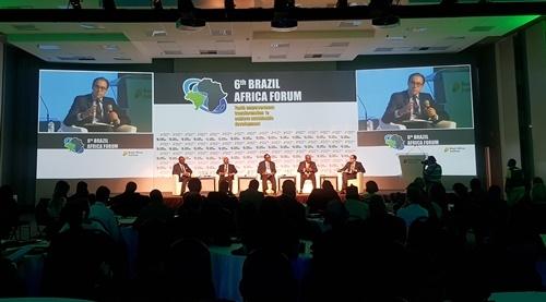 Fundación Odebrecht participa en el 6º Foro Brasil-África