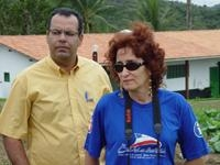 Bahiatursa visita Casa Familiar Rural