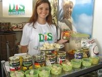 Cadeias Produtivas do DIS Baixo Sul participam da BioFach 2005