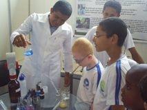 Casa Jovem e CFR-PTN participam de Semana Nacional de Ciência e Tecnologia