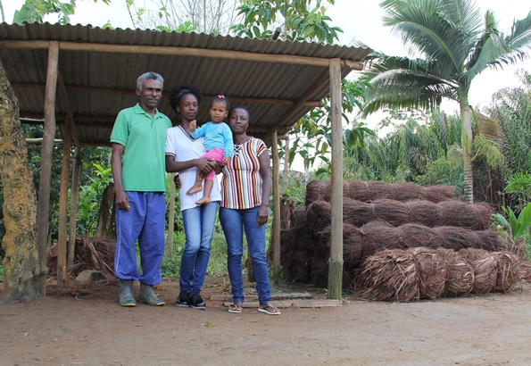 Centenas de adolescentes e suas famílias são apoiadas no Baixo Sul