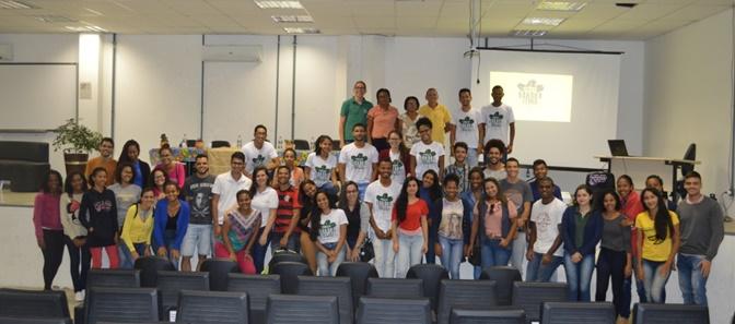 Pequenos produtores do Baixo Sul da Bahia ministram aula sobre agricultura sustentável