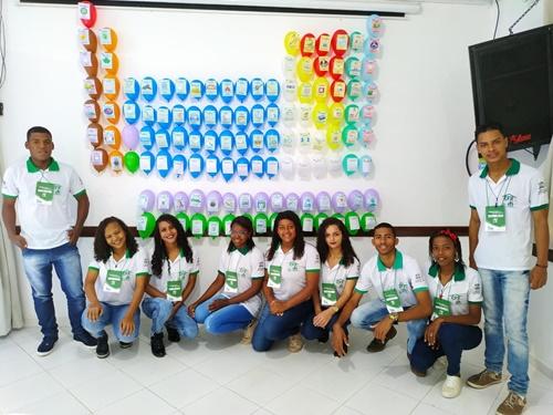 Escola rural no Baixo Sul da Bahia