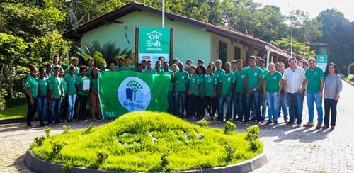 Casas Familiares conquistam Eco-Escolas