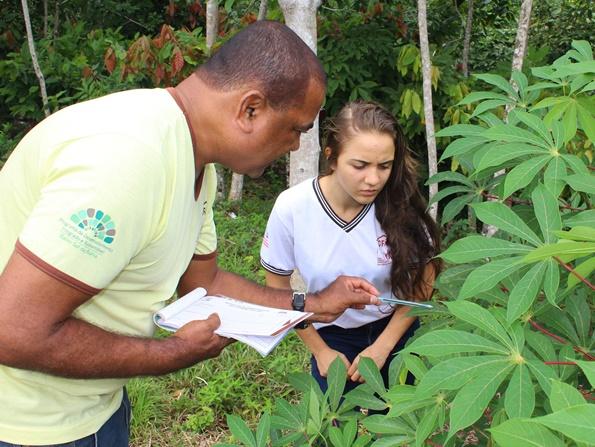 Fundação Odebrecht apoia a educação de jovens da zona rural do Baixo Sul da Bahia